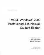 Certification Press MCSE Windows 2000 Professional Lab Manual PDF
