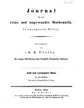 Journal für die reine und angewandte Mathematik: Band 28
