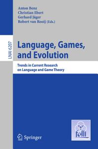 Language  Games  and Evolution Book