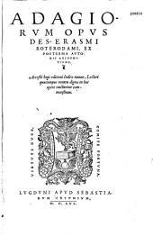 Adagiorum opus