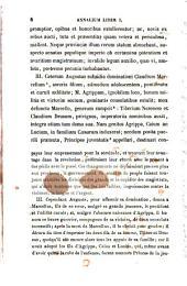 Annales, 1