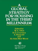 A Global Strategy for Housing in the Third Millennium PDF