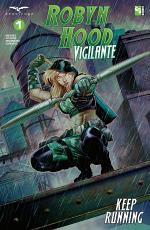 Robyn Hood Vigilante