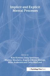 Implicit and Explicit Mental Processes PDF