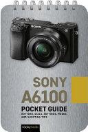 Sony A6100  Pocket Guide