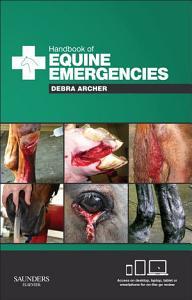 Handbook of Equine Emergencies E Book