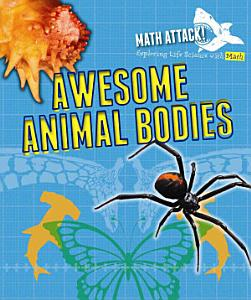 Exploring Awesome Animal Bodies with Math Book