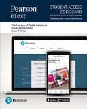 The Practice of Public Relations Pearson Etext Access Card PDF