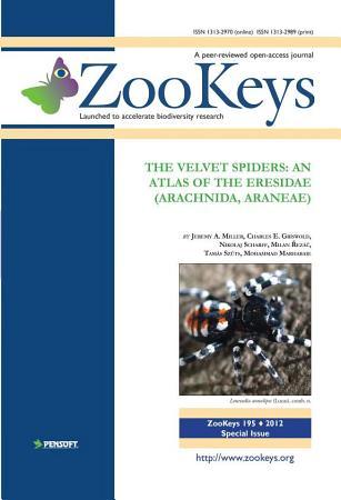 The velvet spiders  an atlas of the Eresidae  Arachnida  Araneae  PDF