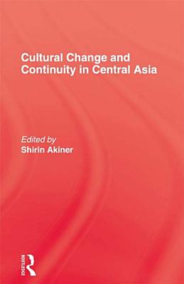 Cultural Change   Continuity In PDF