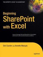 Beginning SharePoint with Excel PDF