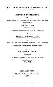 Encyclopædia Americana: Volume 7