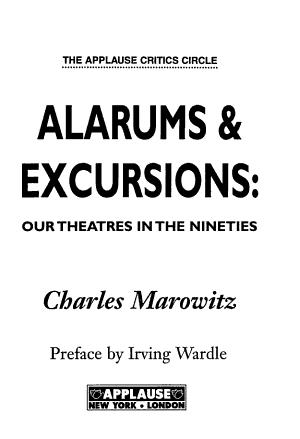 Alarums   Excursions PDF