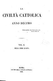 La Civiltà cattolica: Volume 2