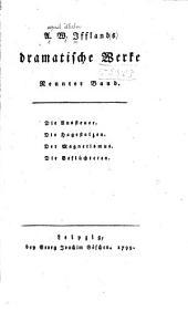 A. W. Ifflands dramatische werke: Band 9