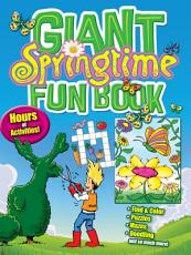 Giant Springtime Fun Book PDF