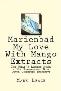 Marienbad My Love With Mango Extracts Book
