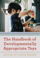 The Handbook of Developmentally Appropriate Toys PDF