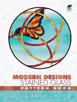 Modern Designs Stained Glass Pattern Book PDF