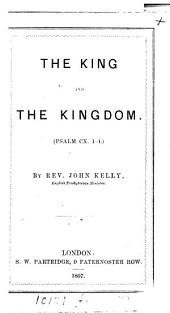 The King and the kingdom [a sermon].