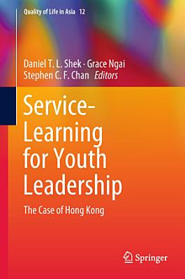Service Learning for Youth Leadership