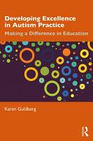 Developing Excellence in Autism Practice PDF