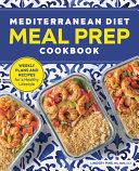 Mediterranean Diet Meal Prep Cookbook PDF