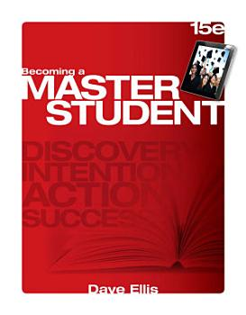 Becoming a Master Student PDF