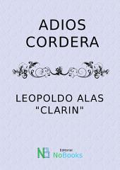 Adios Cordera