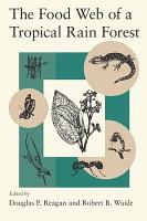 The Food Web of a Tropical Rain Forest PDF