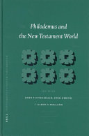 Philodemus and the New Testament World