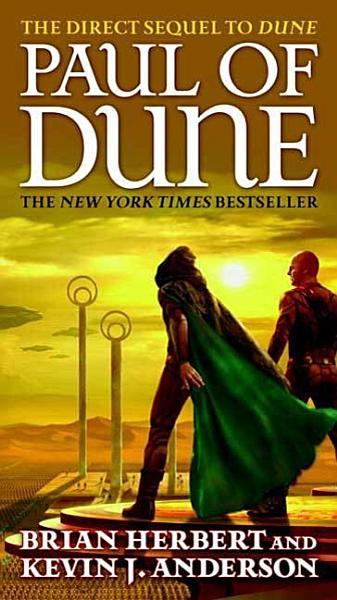 Download Paul of Dune Book