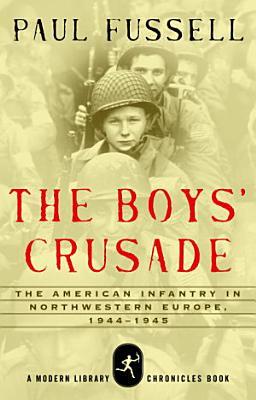 The Boys  Crusade PDF
