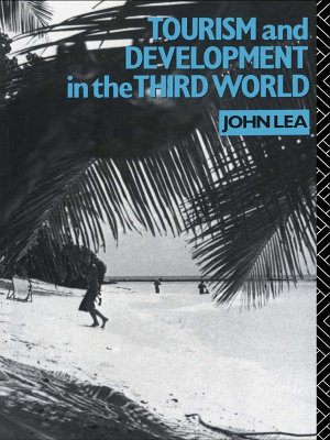 Tourism and Development in the Third World PDF
