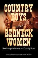 Country Boys and Redneck Women PDF