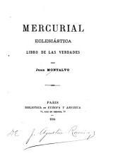 Mercurial eclesiástica: libro de las verdades