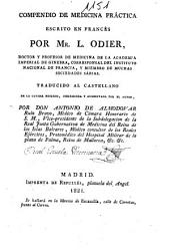 Compendio de medicina práctica