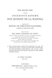 The Ingenious Knight: Don Quixote de la Mancha
