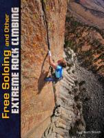 Free Soloing and Other Extreme Rock Climbing PDF