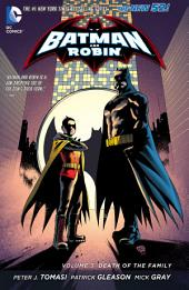Batman & Robin Vol. 3: Death of the Family (The New 52)