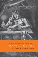 Daniel Defoe  Contrarian PDF