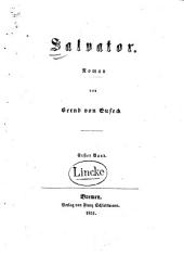Salvator: Roman, Band 1