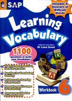 Learning Vocabulary Workbook 6