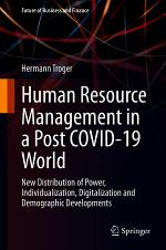 Human Resource Management in a Post COVID-19 World