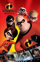 Disney Pixar The Incredibles Cinestory Comic PDF
