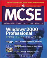 MCSE Windows 2000 Professional Study Guide  exam 70 210  PDF