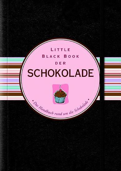 Little Black Book der Schokolade PDF