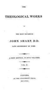 The Theological Works of     John Sharp     PDF