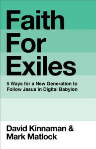 Faith for Exiles Book