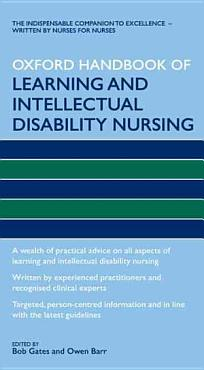 Oxford Handbook of Learning and Intellectual Disability Nursing PDF